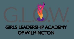 GLOW Academy of Wilmington logo