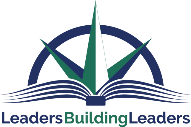 Leaders Building Leaders logo